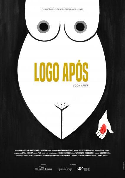 Cartaz A3 do Filme Logo Após